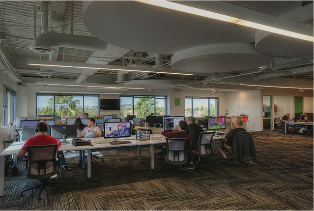 phoenix shared office space